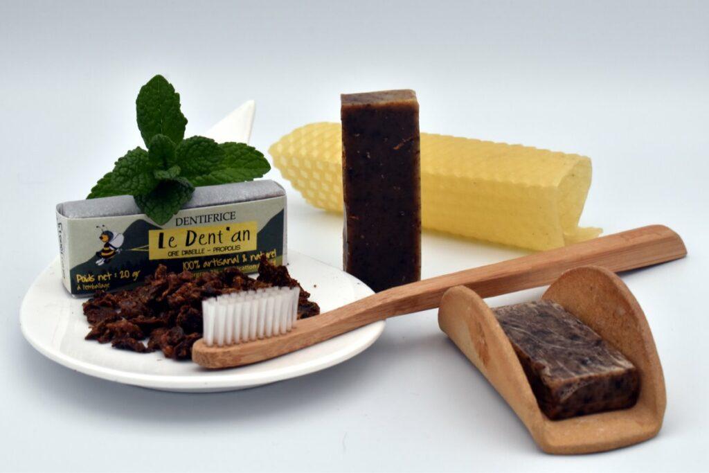 dentifrice menthe ou propolis