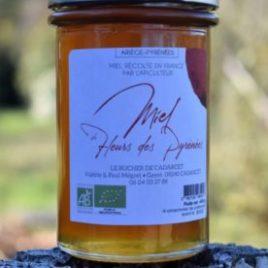 Miel des Pyrénées biologique 400g